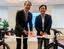 Darfon Opens European Head Office