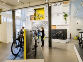 Vanmoof to Open More Flagship Stores