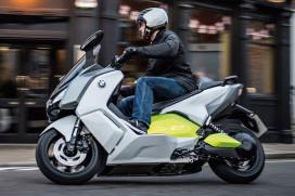 BMW將電動速克達加入產品陣容