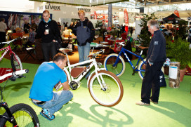 ISPO Bike Revolves Around Urban Cycling