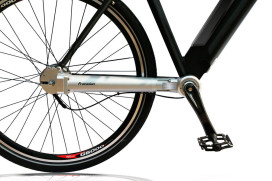 Innovative Shaft Drive System for E-Bikes