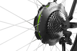 Neodrives Drive System Premieres at Eurobike