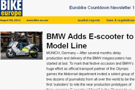 Bike Europe's Special Eurobike News Service