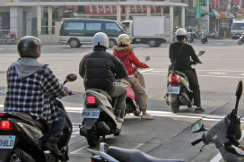SKF Develops Stop&Go for Mopeds and Scooters