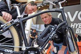 Eurobike Offers Glimpse of E-bike Future