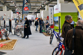 Basel Bike Show 'Twoo' Stopped