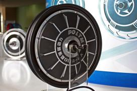 Bosch跨足電動速克達領域