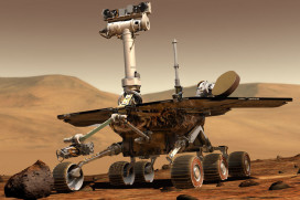 Bicycle Company Helps Rover to Ride on Mars