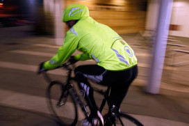 Endura Luminite Makes Cycling Safer