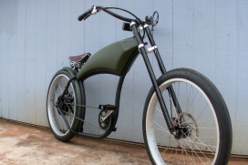 Voltage Cycles & AllCell Partner in E-bikes