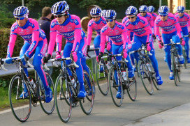 Merida Sponsor Pro Tour Team Lampre