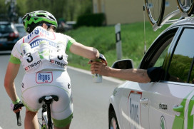 Politics Keeps Argos Shimano Team Out of China