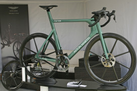 The Aston Martin 30,000 euro Bicycle