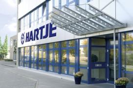 Big Fire at Wholesaler Hartje (updated)