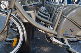 Bike Sharing Approaching 250,000 Units