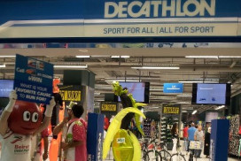 Middle East & Taiwan Are Decathlon's New Growth Markets