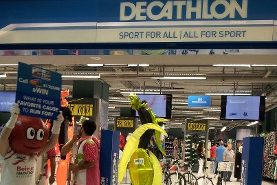 Middle East \u0026 Taiwan Are Decathlon's