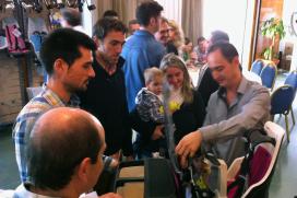 Bobike Child Seats Expanding into Spain