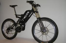 歐盟開放500W、時速70Km的電動登山自行車市場