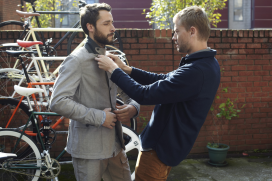 Hennes & Mauritz Launches Men's Cycling Wear