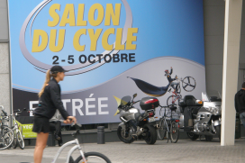 Paris Cycle Show Sets Date For 2013