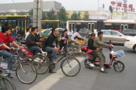 China's e-Bike Production Slows Down