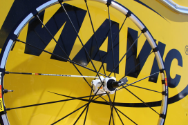 Mavic Sales up by 5% in 2012