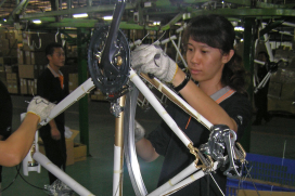 Another Taiwan Bike Maker to Move to Cambodia