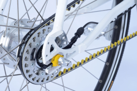 ContiTech Enters E-Bike Belt Drive Market