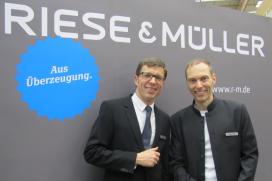 Riese und Müller高科技新廠啟用