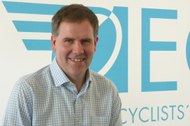 ECF Speaks in Taipei on Creating Cycling Cities