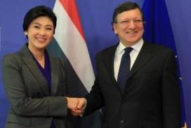 歐盟和泰國展開了自由貿易協定的談判