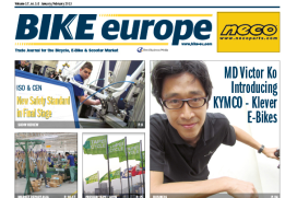 Meet the New Bike Europe at Taipei Cycle