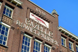 Dutch Gazelle Builds New Modern Factory