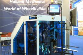 High-end Brands Invest in Wheelbuilding