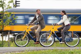 Dutch Public Transport Bike Becomes Export Product