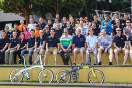 Dahon Sales Conference in Positive Mood Again