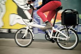 Tern to Talk Bikes at Velo-city