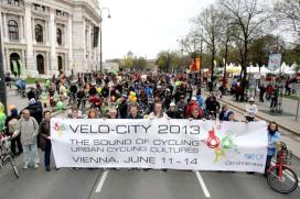 Velo-City: World's Biggest Biking Conference Starts