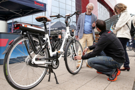 TranzX Drives E-mobility Tour