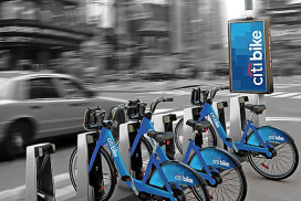 New York's Bicycle Sharing Program Takes Off