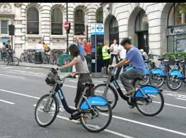 Bike-Sharing Programs Hit Streets in Over 500 Cities