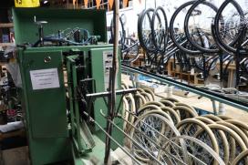 Azor Bike to Sell Machinery of ProActief