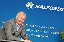 Dutch Halfords Sold to Management