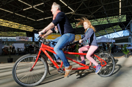 Biggest Benelux Bike Show Emerges