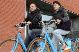 European Tender for e-Bike Charging System