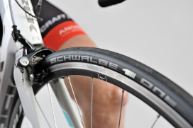 Schwalbe Moves Ahead with the New One