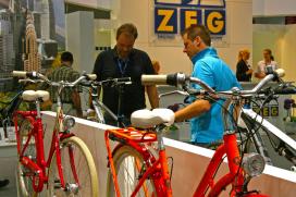 2013年ISPO Bike受到熱浪嚴重的影響