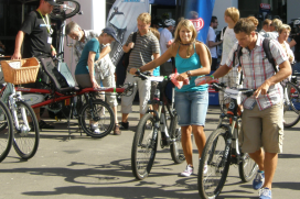Eurobike Extends Focus on E-bikes and Pedelecs