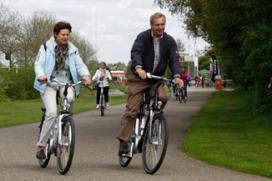 E-Bike Revenue Share Climbing to Record Highs